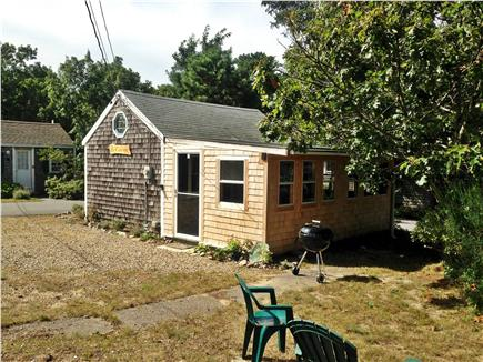 Eastham Cape Cod vacation rental - Front side view