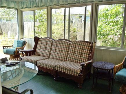 Dennis Port Cape Cod vacation rental - Porch