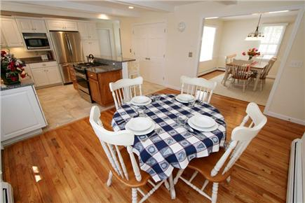 Orleans Cape Cod vacation rental - Eat in Kitchen area