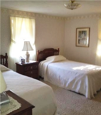 Brewster Cape Cod vacation rental - Spacious downstairs twin bedroom