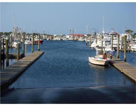 Sandwich Cape Cod vacation rental - Sandwich Marina, 0.25 miles from house