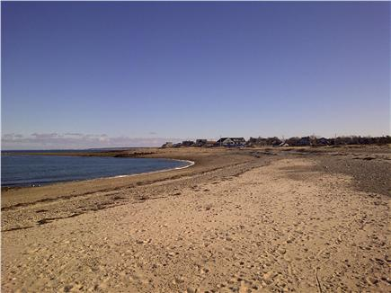 Sandwich Cape Cod vacation rental - Town Neck beach, 0.25 mile from house