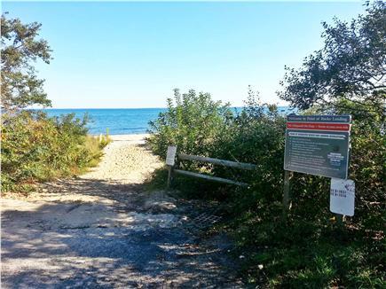 Brewster Cape Cod vacation rental - Beautiful Bay Beach