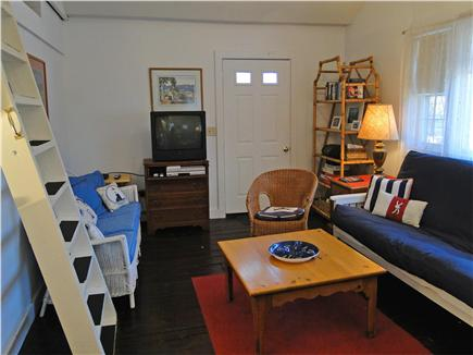 Brewster Cape Cod vacation rental - Cottage living room with TV