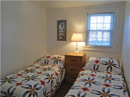Brewster Cape Cod vacation rental - Twin beds in Cottage
