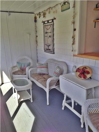 Eastham Cape Cod vacation rental - Enclosed Sunroom