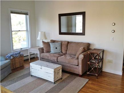 New Seabury New Seabury vacation rental - Sitting room w/pull out sofa for extra sleeping, slider to deck