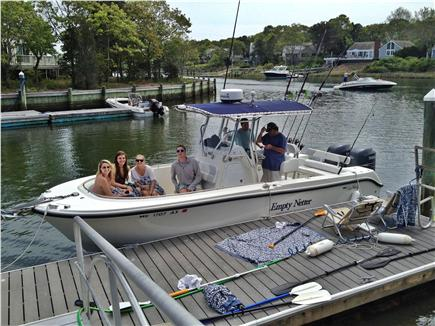 New Seabury New Seabury vacation rental - Deep-water dock for boating, kayaking and hanging out