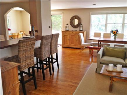New Seabury New Seabury vacation rental - Open floor plan with great views of water and deck