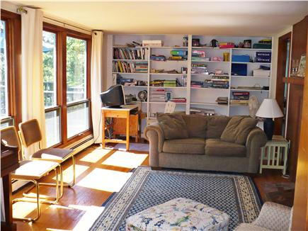 Orleans Cape Cod vacation rental - The den