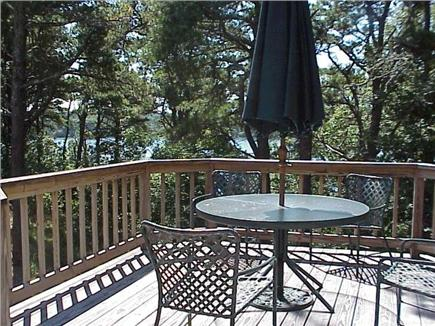 Orleans Cape Cod vacation rental - Master bedroom deck