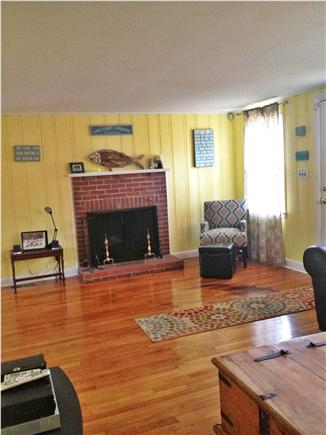 South Yarmouth Cape Cod vacation rental - Nice big family room