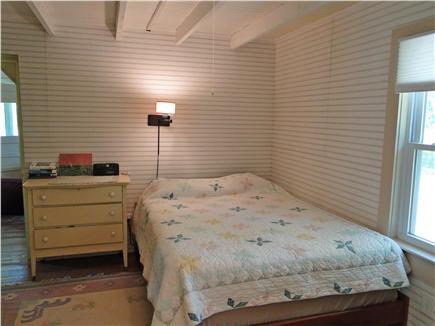 BREWSTER Cape Cod vacation rental - Queen bedroom on main floor with adjacent bathroom
