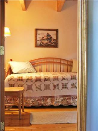 Plymouth, Manomet MA vacation rental - First Floor Bedroom, with popup full size bed