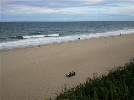 Eastham Cape Cod vacation rental - .8 mile to Nauset Light Beach.  Relax here any time of year!