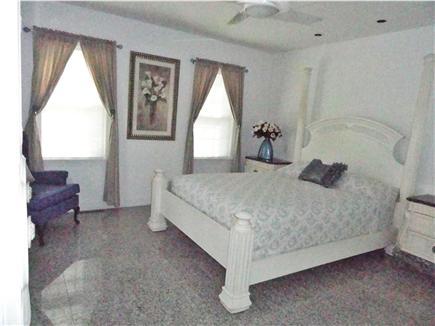 Eastham Cape Cod vacation rental - 1st floor master bedroom