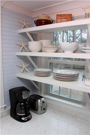 Harwich, Pleasant Lake Cape Cod vacation rental - Bright, updated, ''beachy'' kitchen