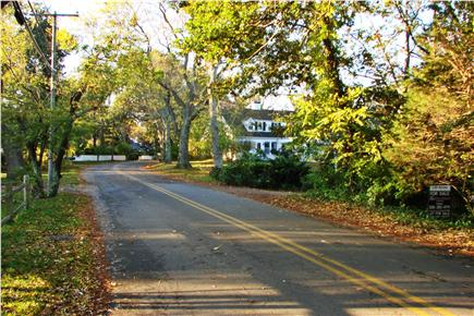 Dennis Cape Cod vacation rental - View of Corporation Road