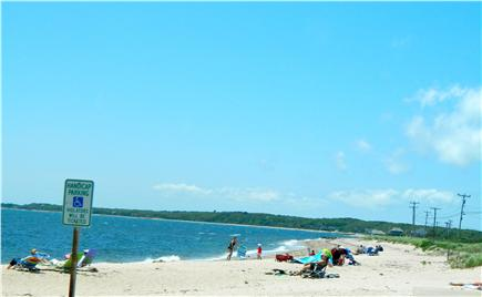 Falmouth Cape Cod vacation rental - Surf Drive Beach has Concession stand/bathrooms/showers