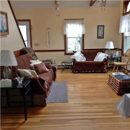 Harwich Cape Cod vacation rental - Living Room, Ground Level