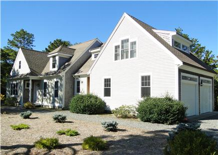 Wellfleet Cape Cod vacation rental - Large recently built home on over an acre