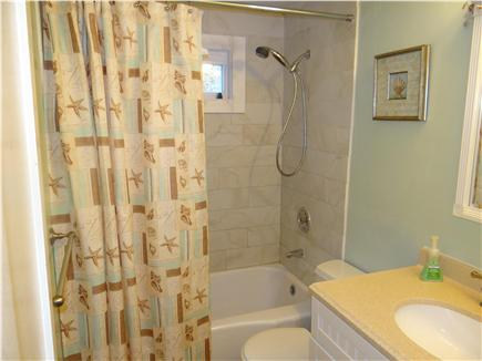 South Yarmouth Cape Cod vacation rental - Updated full bathroom