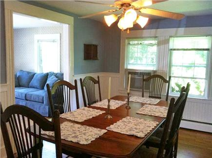West Yarmouth Cape Cod vacation rental - Large Dining Room for Family Meals