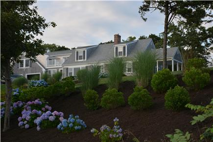 Chatham Cape Cod vacation rental - Front of House viewed from below on Street level