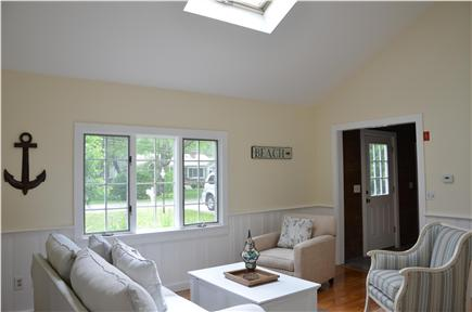 South Yarmouth Cape Cod vacation rental - Great/Family room - cathedral ceilings