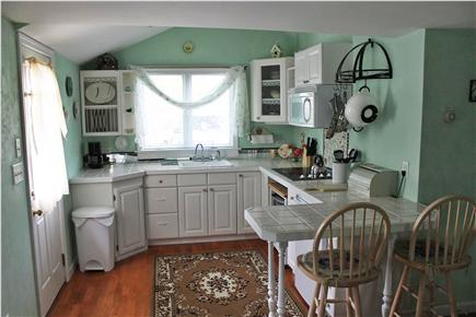 Soulth Chatham Cape Cod vacation rental - Kitchen in Small Cottage