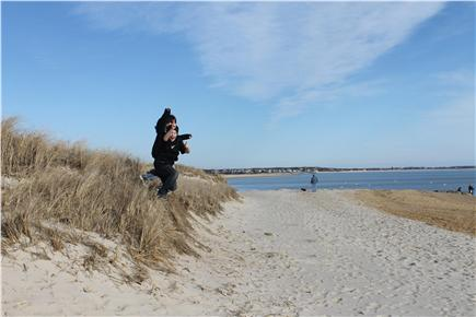 Soulth Chatham Cape Cod vacation rental - Forest Beach, a short walk or jump away.