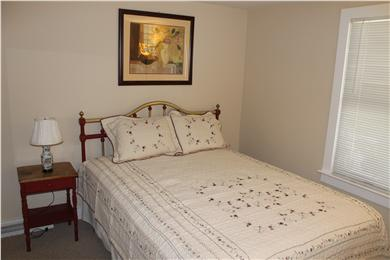 Soulth Chatham Cape Cod vacation rental - Master Bedroom in Main House