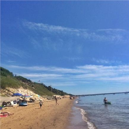 North Eastham Cape Cod vacation rental - Private homeowners beach