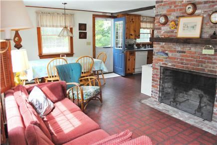North Eastham Cape Cod vacation rental - Comfortable open floor plan