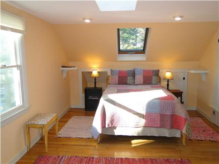 Chatham Cape Cod vacation rental - Upstairs full bedroom, skylight