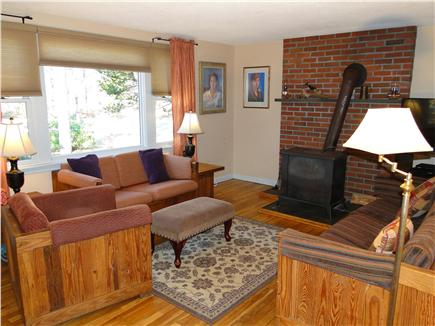 Chatham Cape Cod vacation rental - Living room with flat screen TV