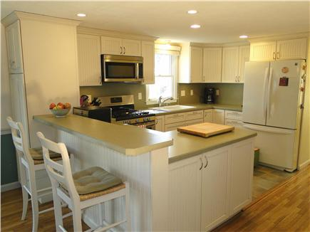 Chatham Cape Cod vacation rental - Modern kitchen with new countertops