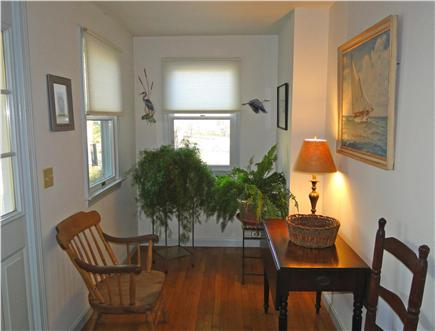 Chatham Cape Cod vacation rental - Entry hallway, leads to Master suite