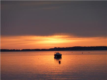 Provincetown Cape Cod vacation rental - Beautiful Sunrise over the Harbor