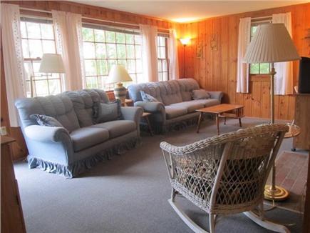 Popponesset, Mashpee Cape Cod vacation rental - Livingroom