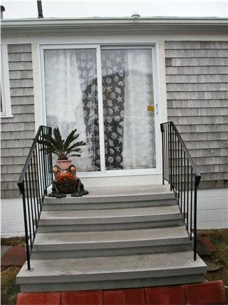 Falmouth, Surf Beach Cape Cod vacation rental - Entry to your studio room