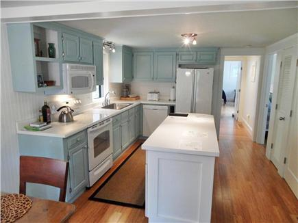 Wellfleet Cape Cod vacation rental - Kitchen with new appliances
