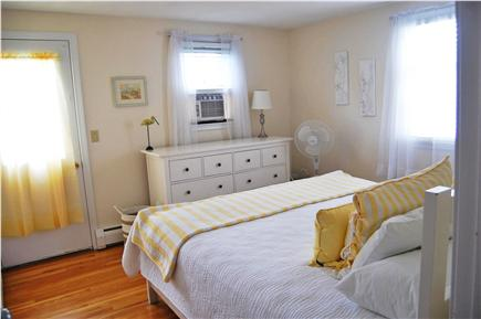 Sandwich (Town Neck) Cape Cod vacation rental - 2nd floor master bedroom with king bed