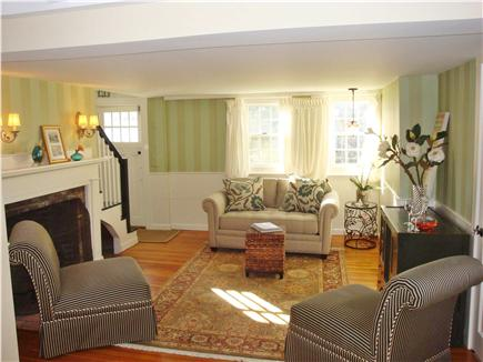 Hyannis Cape Cod vacation rental - Sitting Room