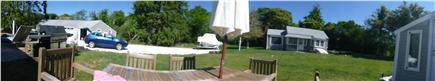 Hyannis Cape Cod vacation rental - Panoramic view of yard