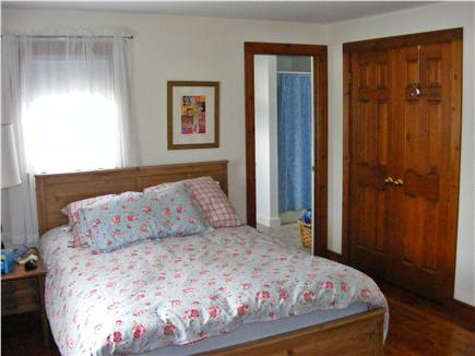 TRURO Cape Cod vacation rental - Master Bed with Bath 1 st floor