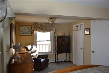 kingston MA vacation rental - Ocean views from master bedroom with king size matress