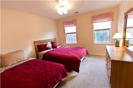 Mashpee Cape Cod vacation rental - Third Bedroom with a Queen and Twin Bed
