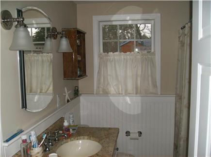 Eastham Cape Cod vacation rental - Downstairs bathroom