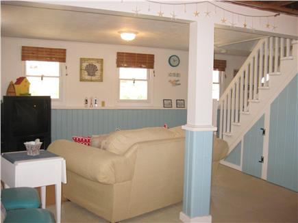 Brewster Cape Cod vacation rental - Additional games under stairs for your use